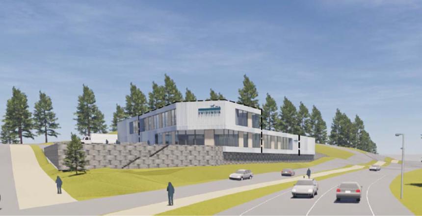 Nytt djursjukhus i Stockholmsområdet