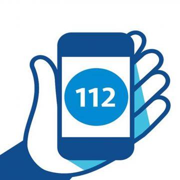 Ladda ner 112-appen!
