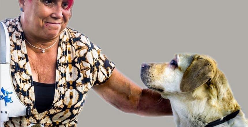 Ledarhundar förstår inte social distansering