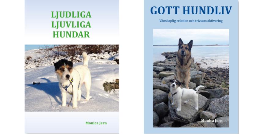 Boksläpp 7 november i Valsäng Tjörn: Gott hundliv och Ljudliga ljuvliga hundar