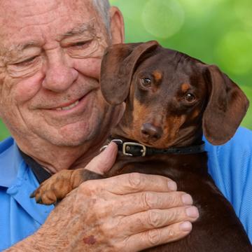Husdjur spelar viktig roll under pandemin